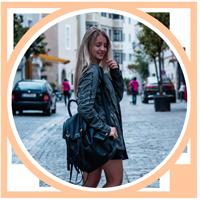 Bloggerin Raffaela