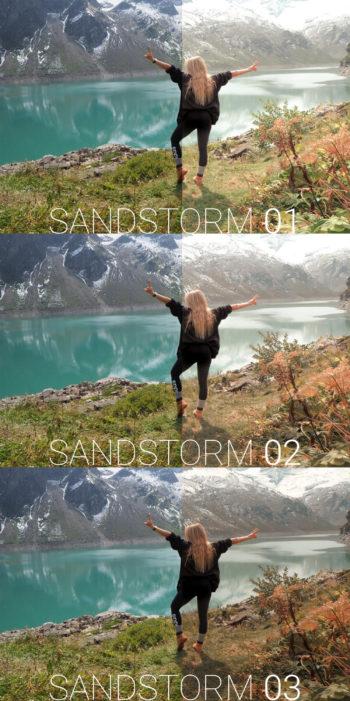 Preset Sandstorm