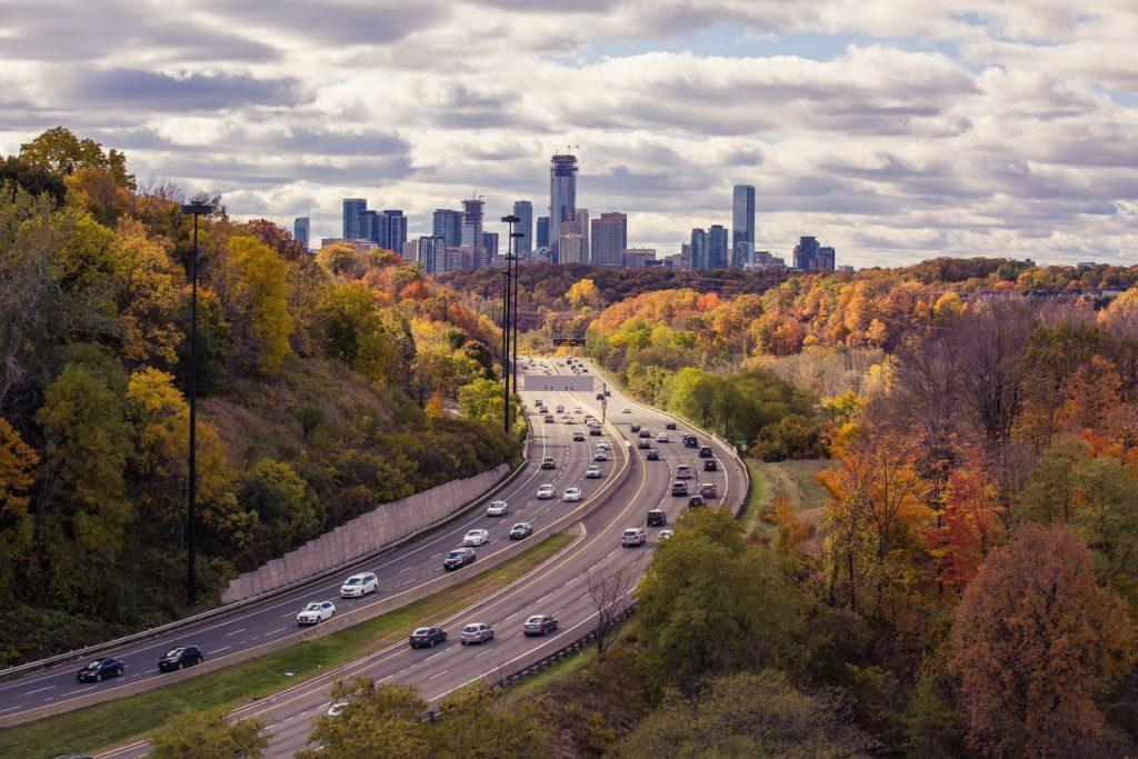 highway in amerika