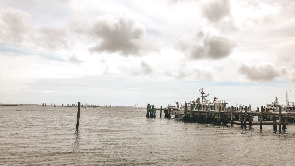 Charleston Pier