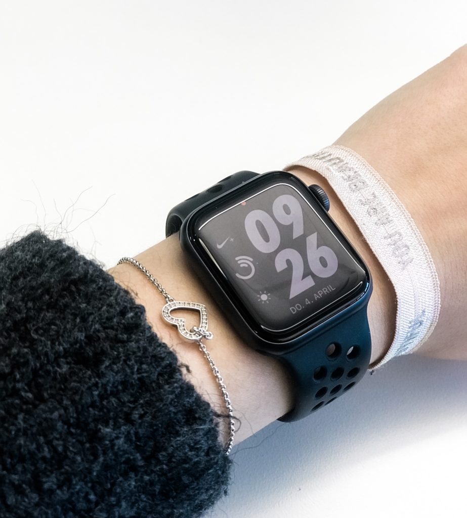 Apple Watch von Bloggerin Raffaela