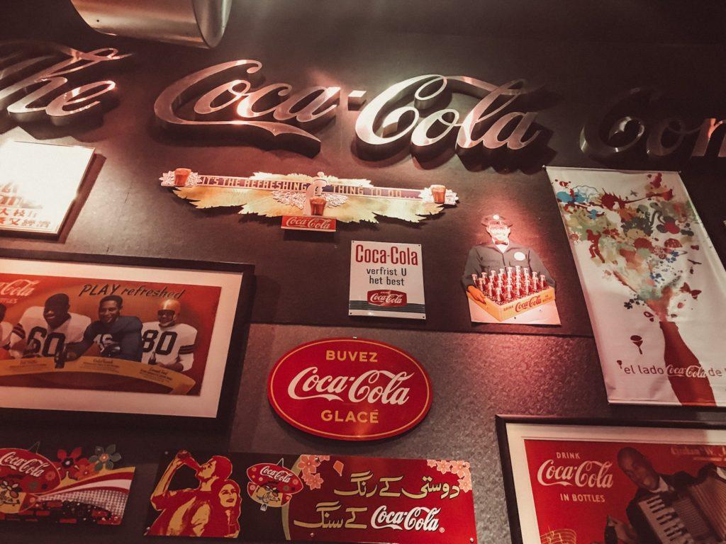 Coca Cola World Atlanta