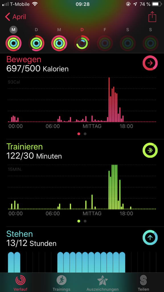 Apple Watch Aktivitaet App 01