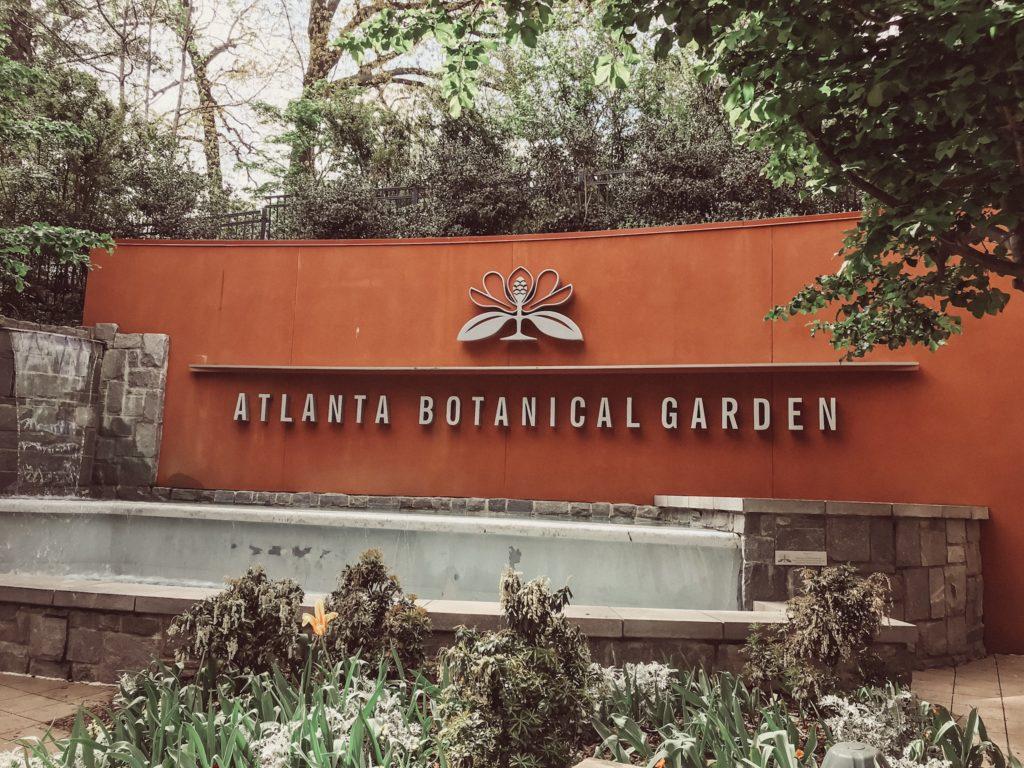 Botanischer Garten in Atlanta
