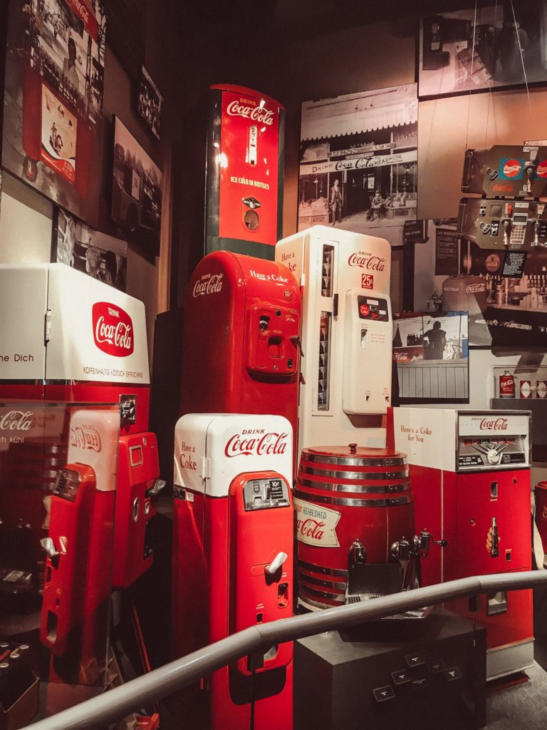 Coca Cola World Atlanta