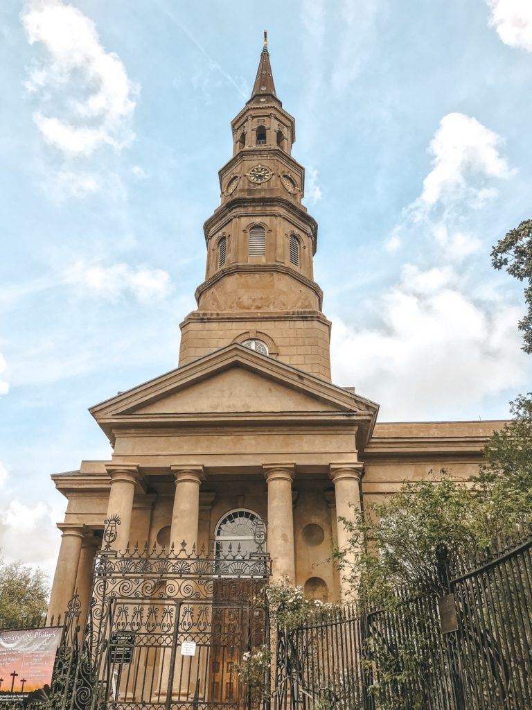 St. Philip's Church Charleston