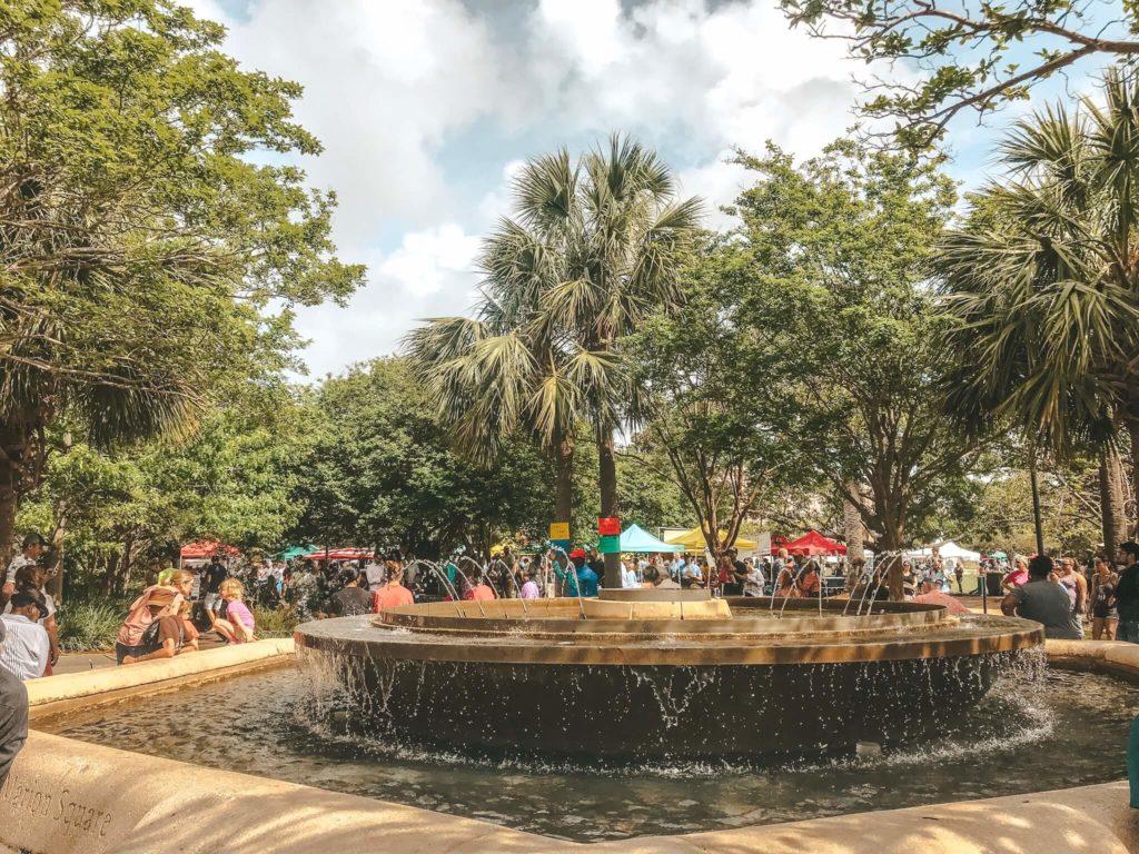 Charleston Farmer Market