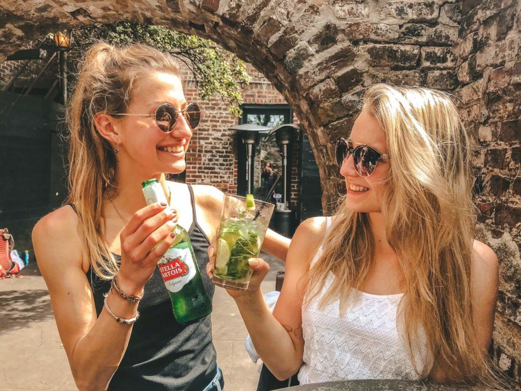 Charleston Bloggerin Raffaela und Julia