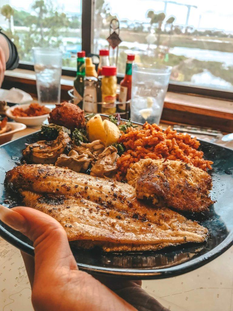 Seafood Charleston