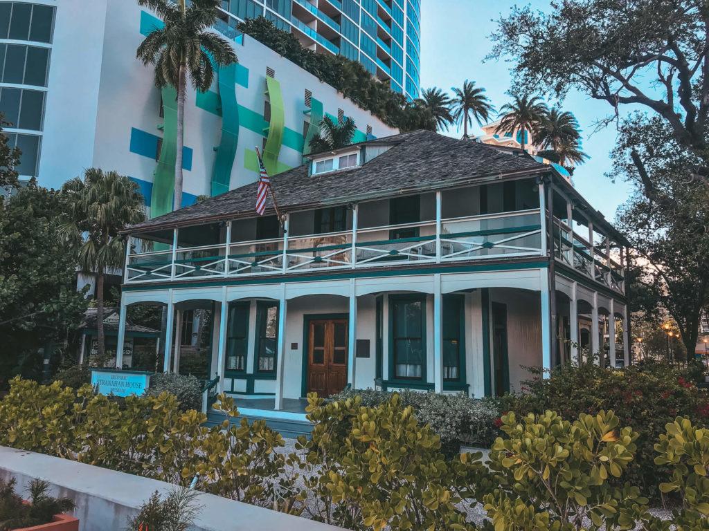 Fort Lauderdale Stranahan House