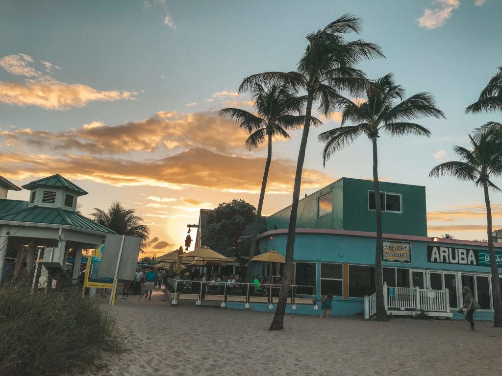 Fort Lauderdale Aruba