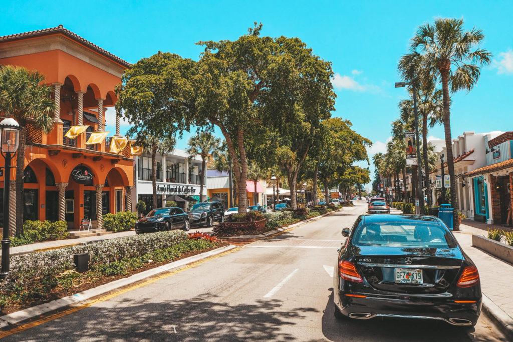 Fort Lauderdale e las olas