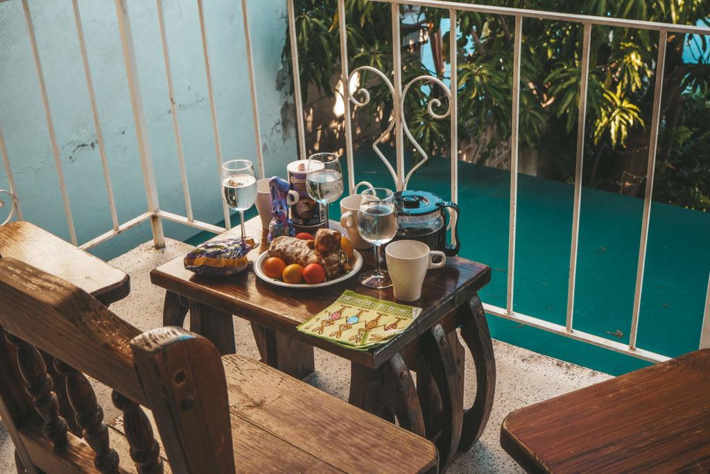 Ostersonntag im Airbnb