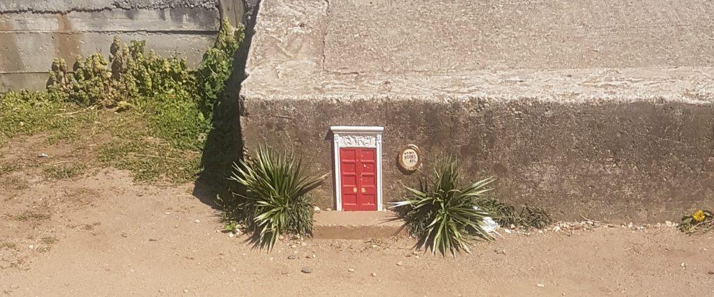 Tiny Door in Alanta