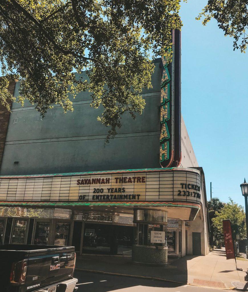 Savannah Theatre