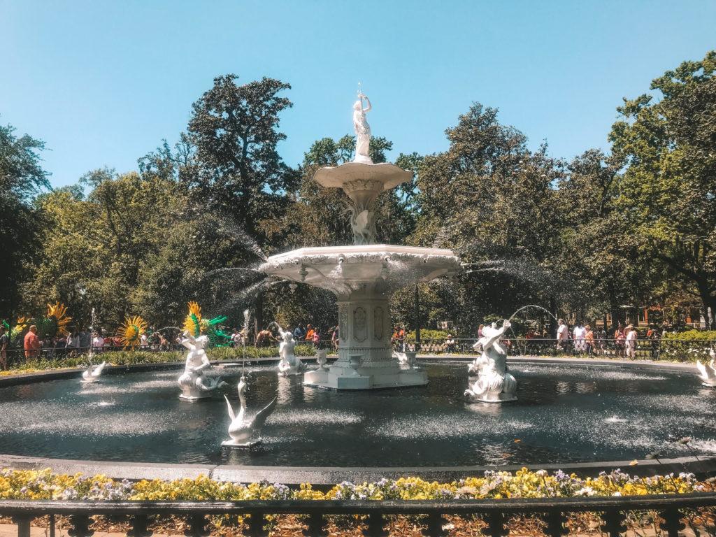 Savannah Fosyth park