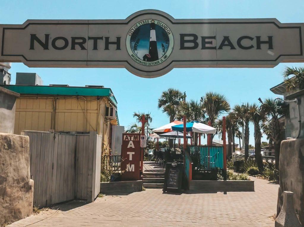 Tybee Island North Beach