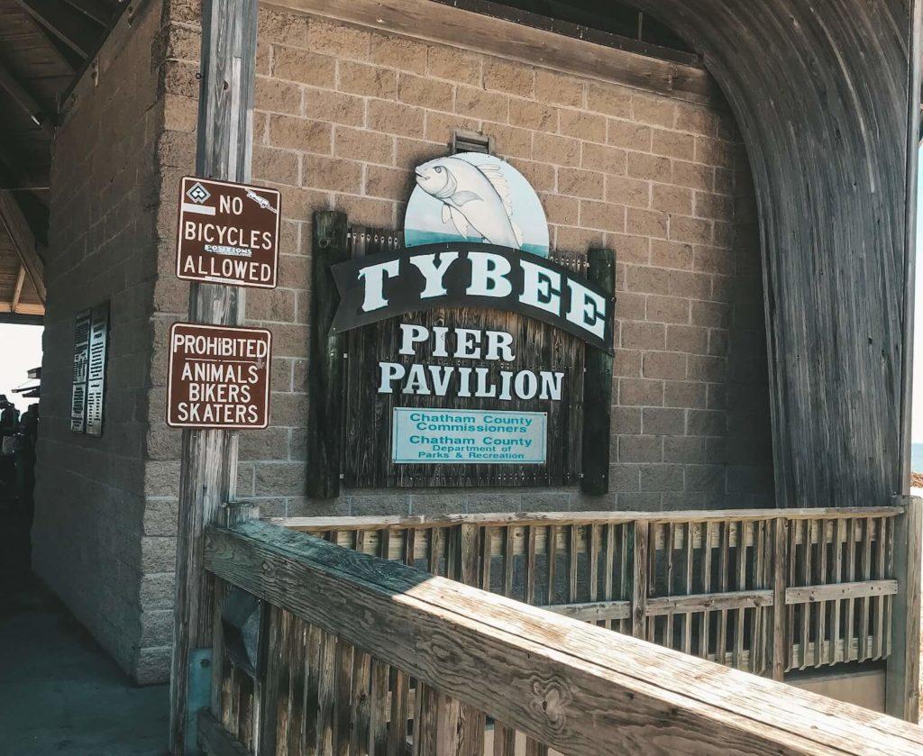 Tybee Island South Beach