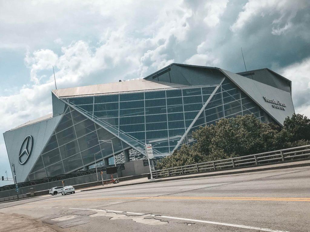 Mercedes Benz Stadium