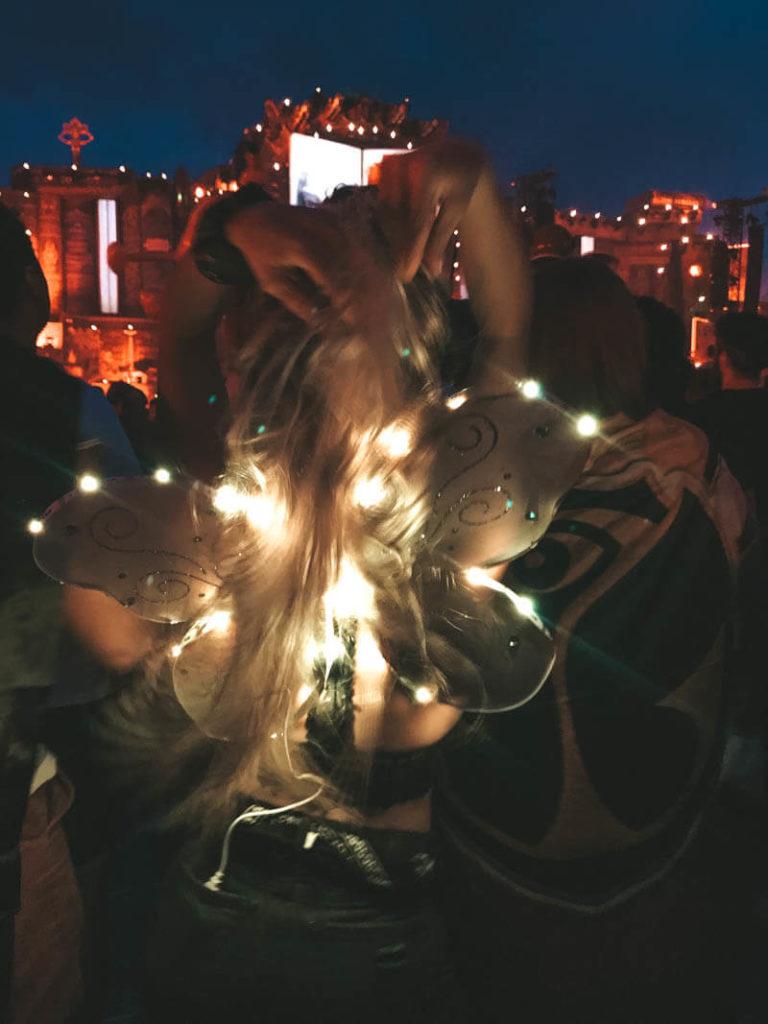Tomorrowland Raffaela Pichler