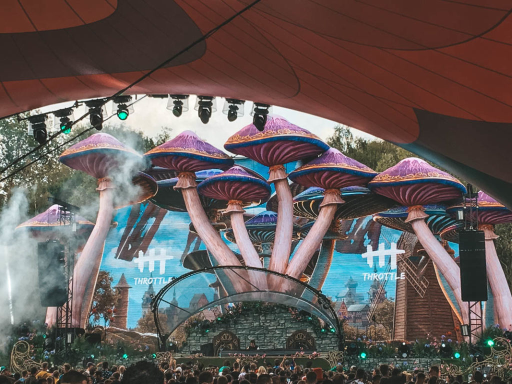 Stages Tomorrowland