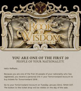 First 20 Invite