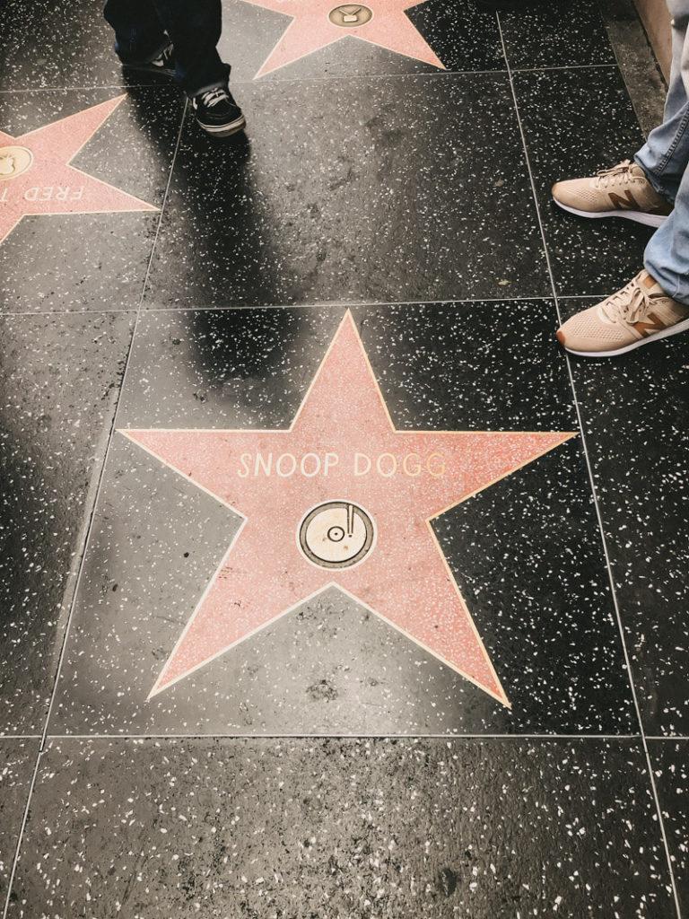 Los Angeles Walk of Fame