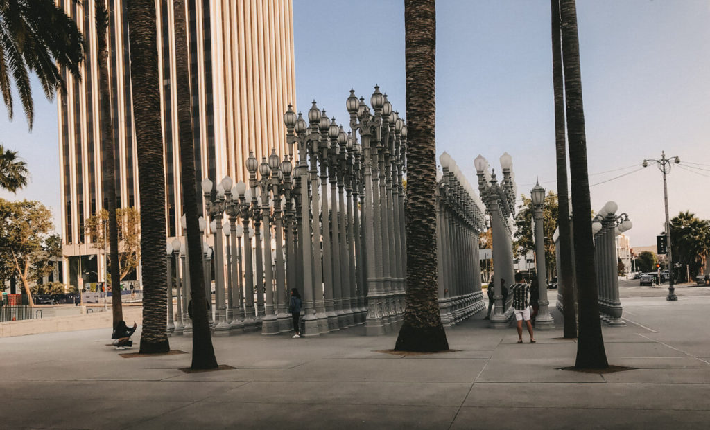 Los Angeles Urban Lights