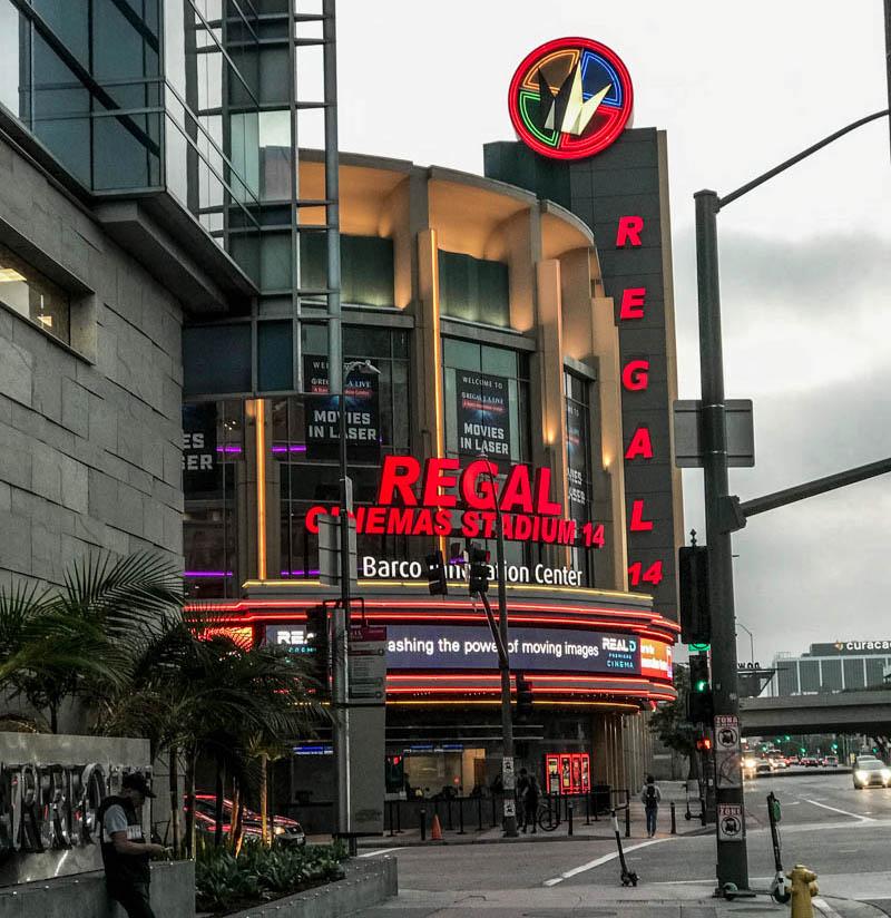Regal Cinemas Stadium